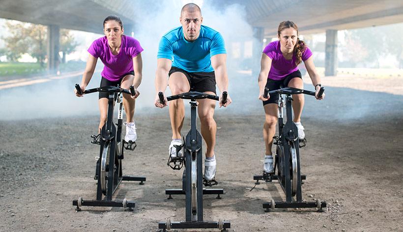 Cykelkläder för mountainbikecyklister