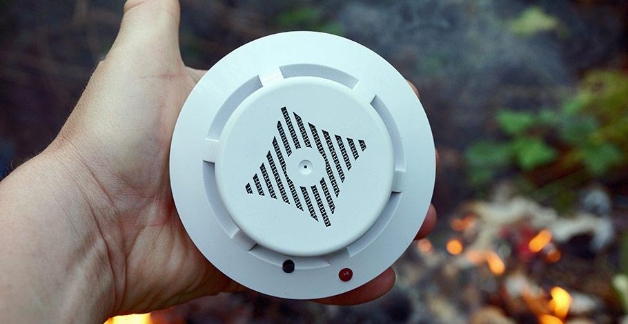 Olika sorters effektiva rökdetektorer