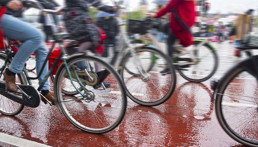 4 cykeltillbehör för regniga dagar